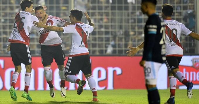 River Plate goleò en Tucumán y quedò a un punto Boca Juniors