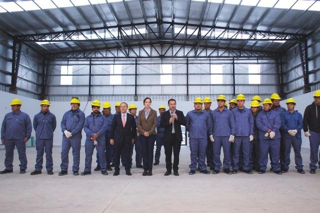Vidal lanzó una cárcel para jóvenes en Campana