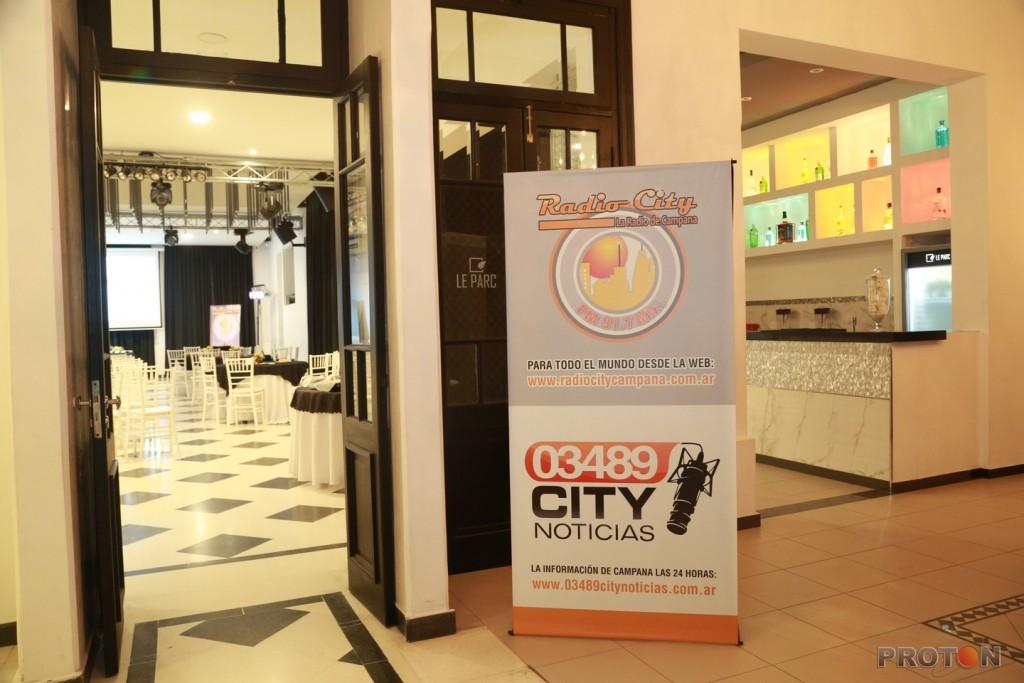"""Radio City Campana FM 91.7 Mhz este domingo desde """"La Federal"""""""