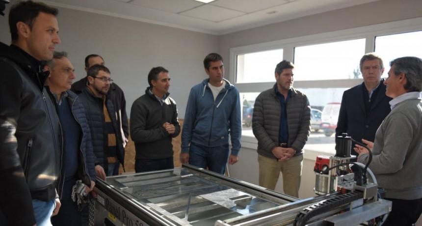 Un equipo de Vidal continúa recorriendo la Provincia
