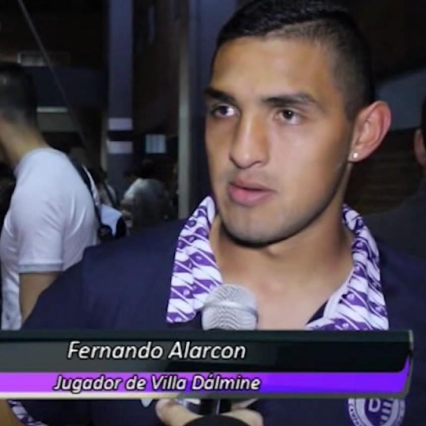 Fernando Alarcòn: si Rosario Central no me tiene en cuenta volverè a Villa Dàlmine