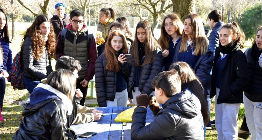 Adolescencia Activa: jóvenes reflexionaron sobre diversidad sexual e identidad de género