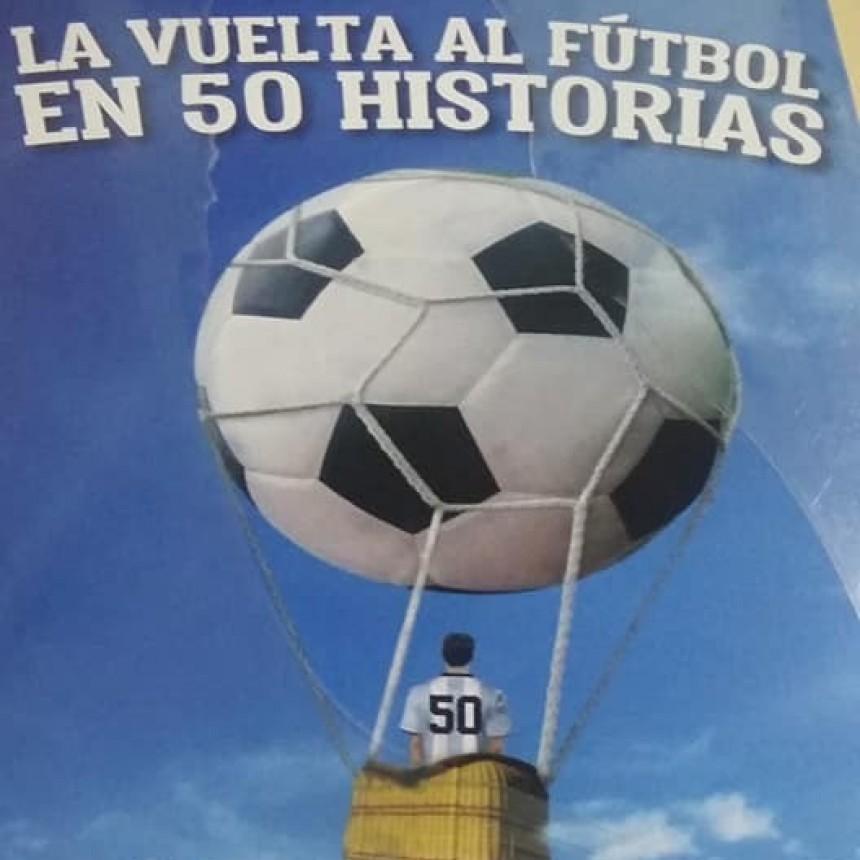 El periodista Gustavo Veiga llegò a Campana a presentar su nuevo libro