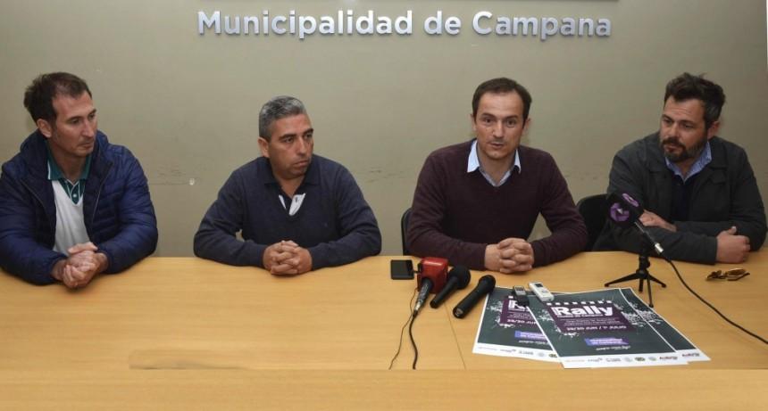 El Rally Federal llega por segundo año consecutivo a Campana