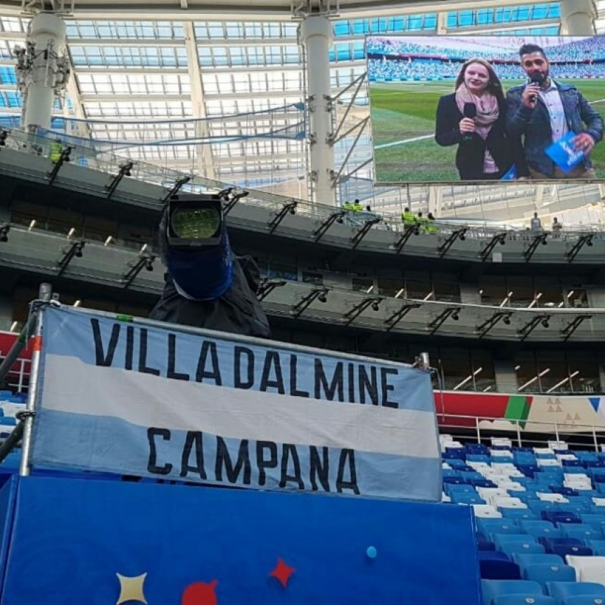 Elìas Perugino y el anàlisis desde Rusia del dificil momento de Argentina