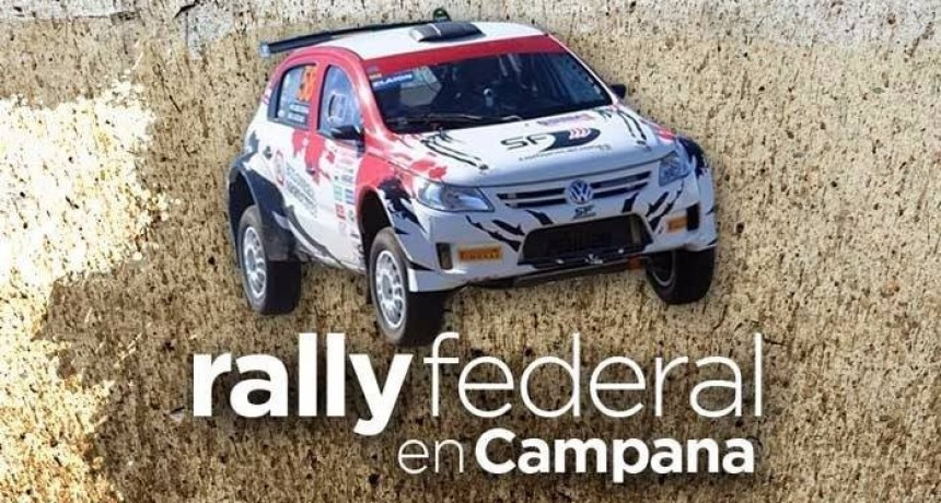 Se reprogramó El Rally Federal