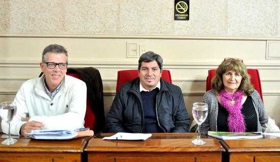 La Union Vecinal Mas Campana decidió formar parte de la Alianza Consenso Federal que encabeza Roberto Lavagna como candidato a Presidente.
