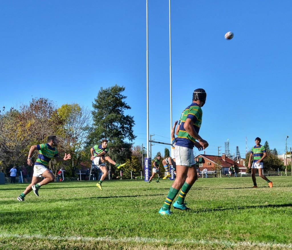 Las Divisiones Juveniles del Club disputaron una nueva fecha en los Torneos de la URBA