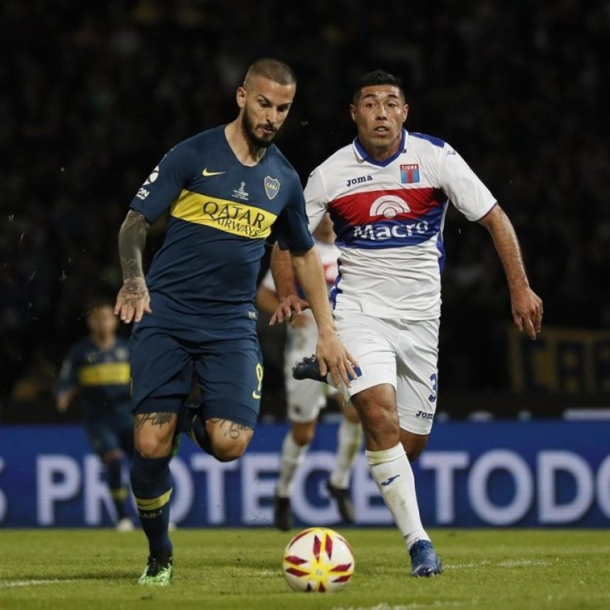 Tigre derrotó a Boca Juniors y es campeón de la Copa de la Superliga