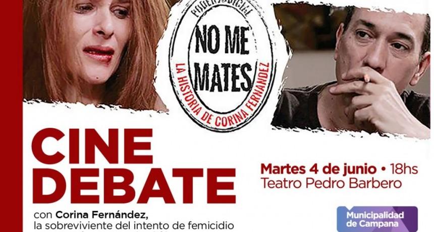 #NiUnaMenos: hoy y mañana pueden retirarse entradas para el Cine Debate