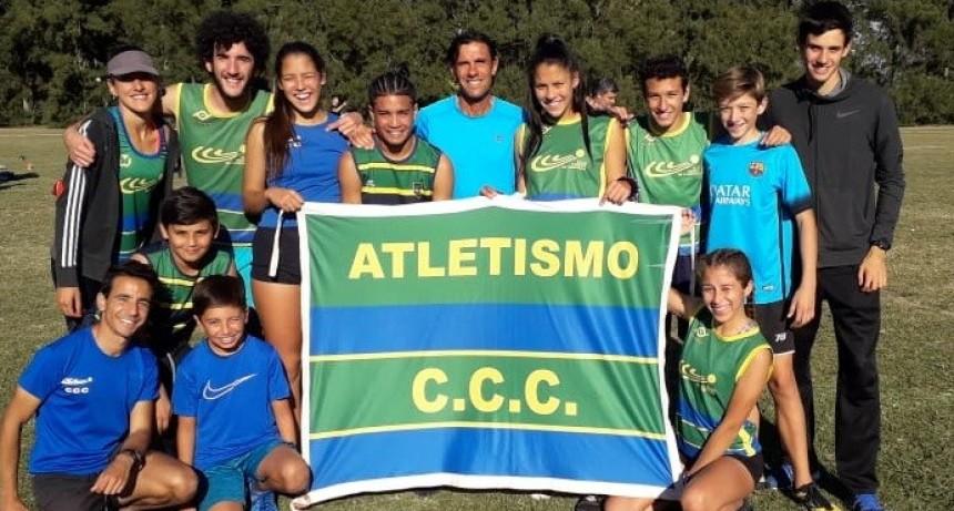 Atletismo – Gran performance de los atletas del Club en el Torneo Provincial de Pruebas Combinadas