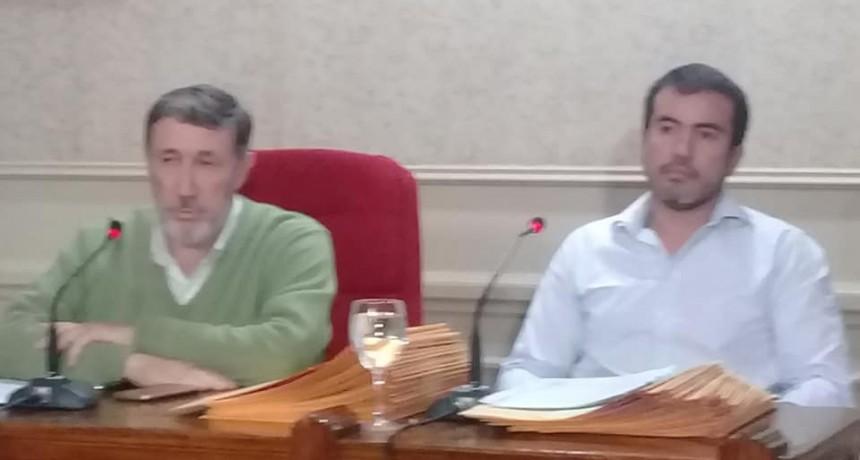 Se realizó la sesión del Honorable Concejo Deliberante