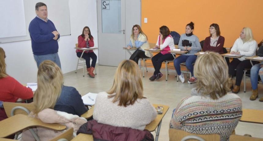 Mujeres de Campana: emprendedoras se capacitaron en aspectos contables