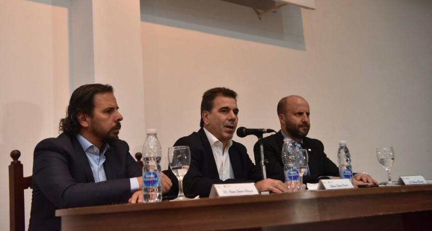 Ritondo encabezó presentación de proyecto del nuevo Código Penal Argentino: