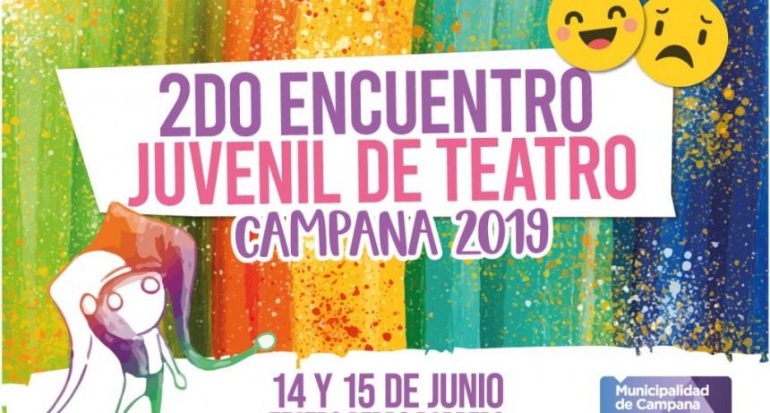 Se anunció el 2° Encuentro Juvenil de Teatro