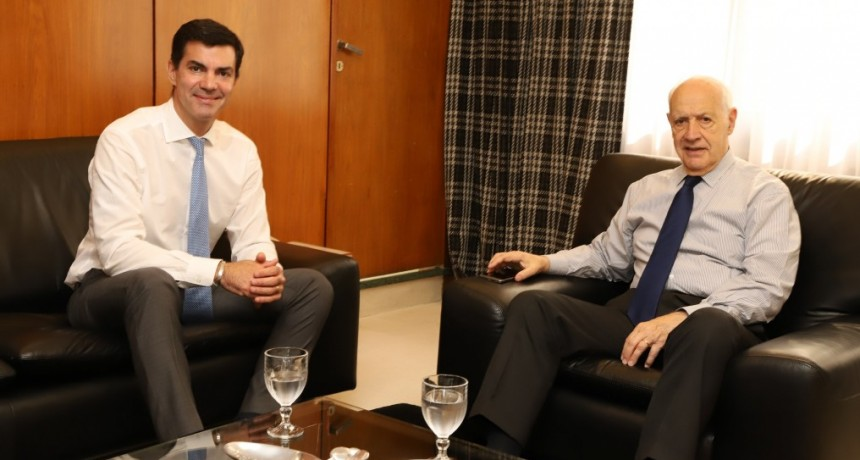 """Roberto Lavagna y Juan Manuel  Urtubey se unen en """"Consenso Federal 2030"""""""