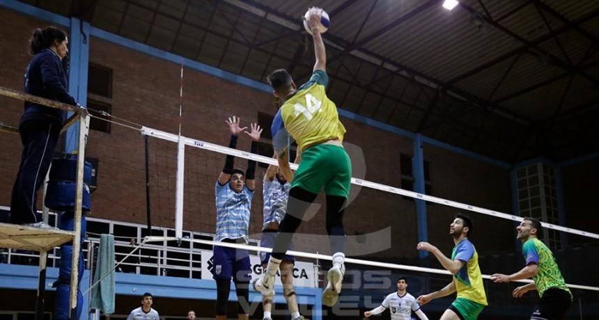 Club Ciudad de Campana perdió 3-2 frente a Ciudad de Bs.As. en el Juego 1 de los 4tos de final.