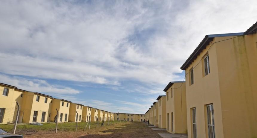 El Municipio anunció que el miércoles  se entregarán más casas del plan 104 Viviendas