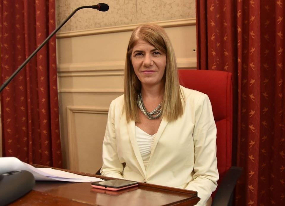 El Intendente presentó a la titular de la Agencia de Recaudación del Municipio