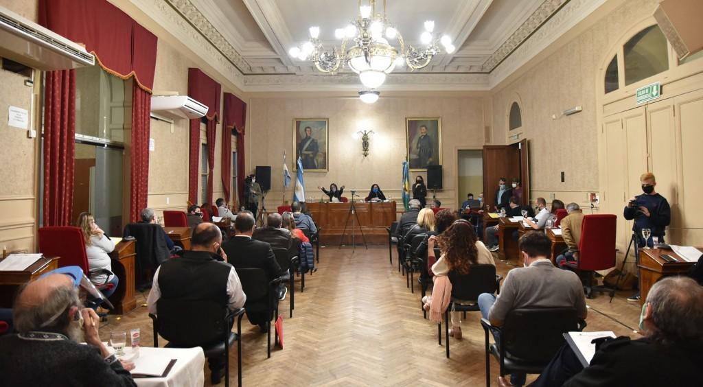 La Asamblea de Mayores Contribuyentes aprobó la nueva ordenanza fiscal impositiva