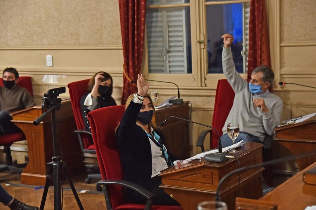 """Concejales JxC : """"La nueva ordenanza fiscal trae equidad contributaria"""""""