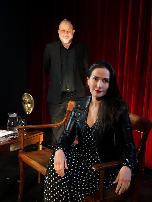 STREAMING SOLIDARIO  Natalia Oreiro será la próxima invitada del ciclo SET