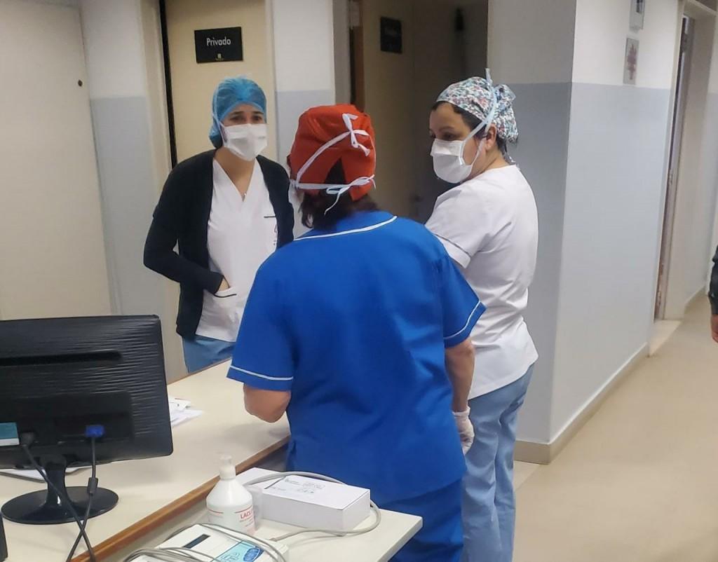 Coronavirus: Campana tiene más recuperados que casos activos