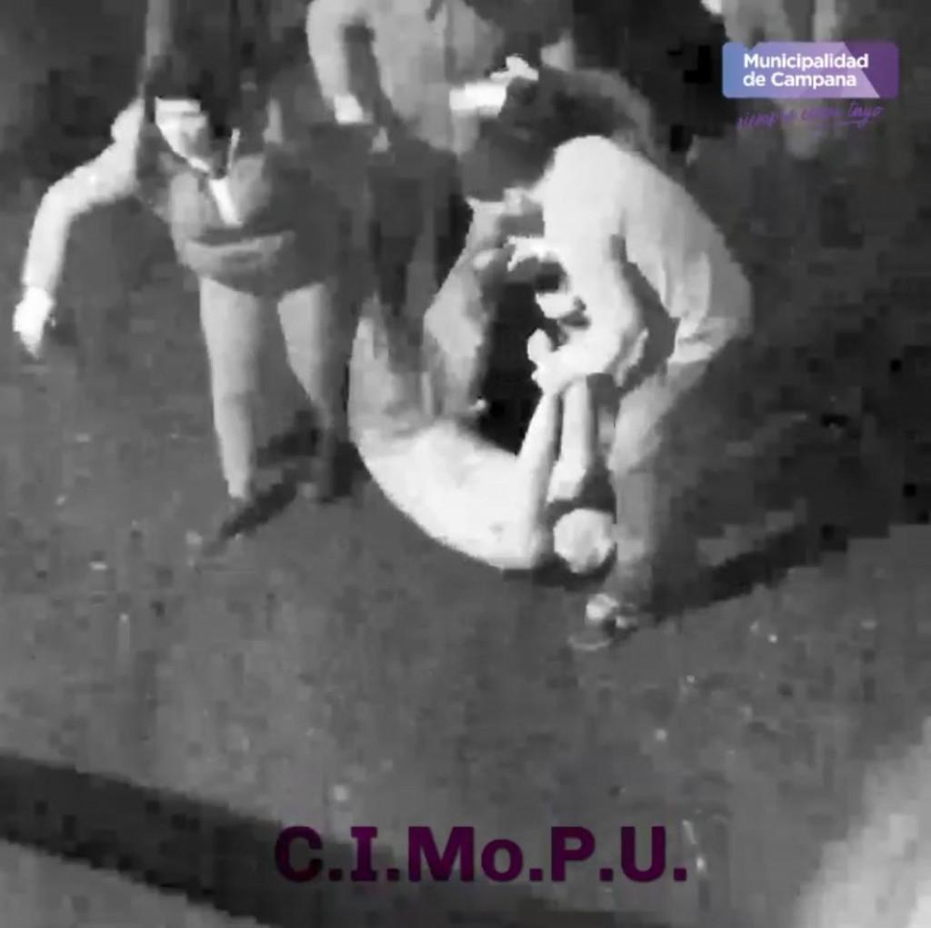 Barrio Dignidad: las cámaras del CIMoPU fueron clave para esclarecer hechos de violencia