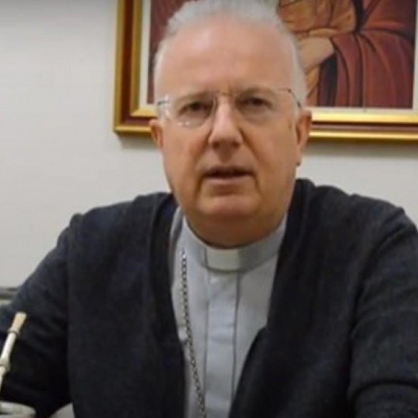 Mensaje del Obispo Monseñor Pedro Laxague