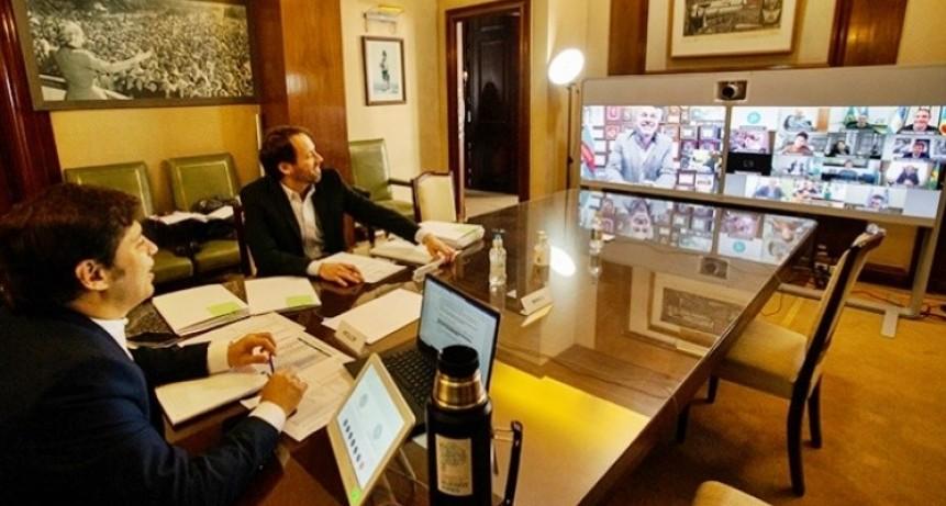 Soledad Calle : La Provincia asiste financieramente a Campana  con más de 25 millones de pesos