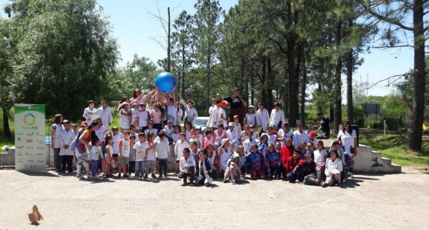 """Educación ambiental vigente : El programa """"La basura sirve"""" este año llegará  a 65 escuelas primarias"""