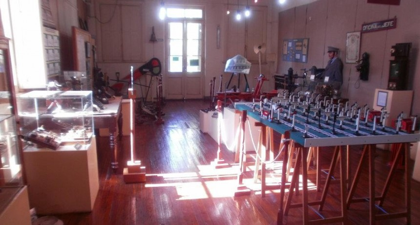 """El Museo Ferroviario """"Víctor L. Capusso"""" sigue acrecentando su acervo"""