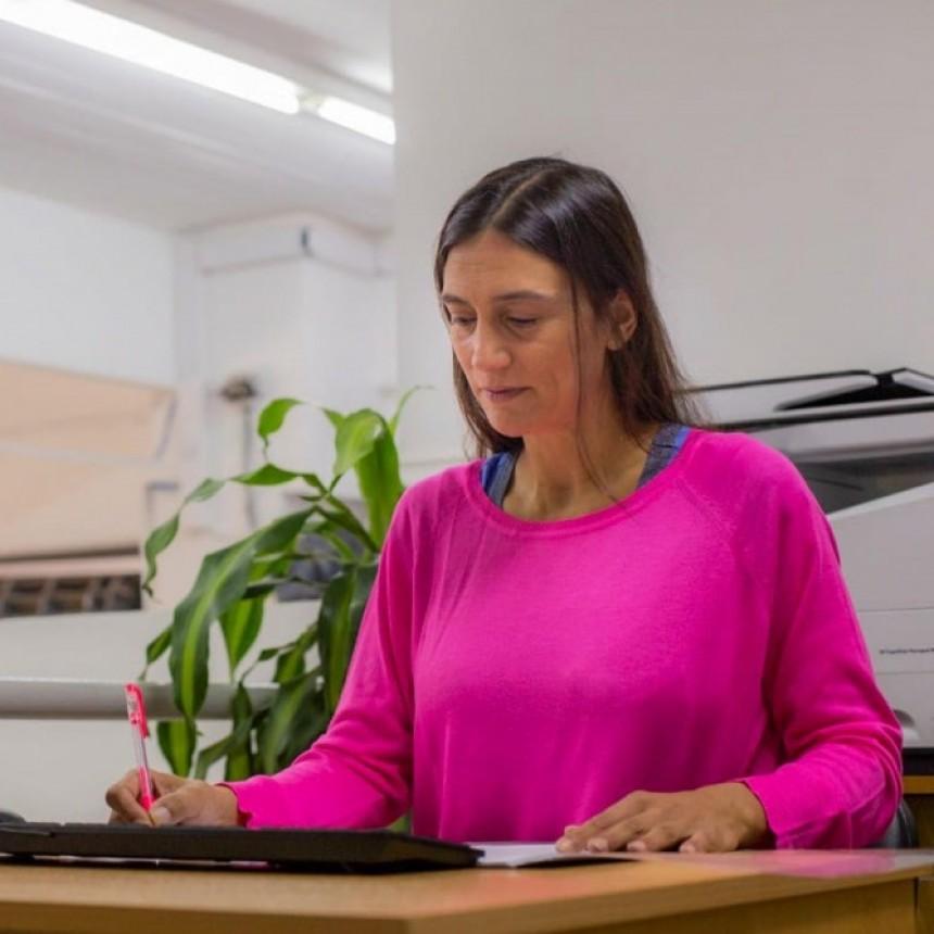 Elisa Abella hizo un balance de sus primeros seis meses de gestión al frente de la Secretaría de Desarrollo Social