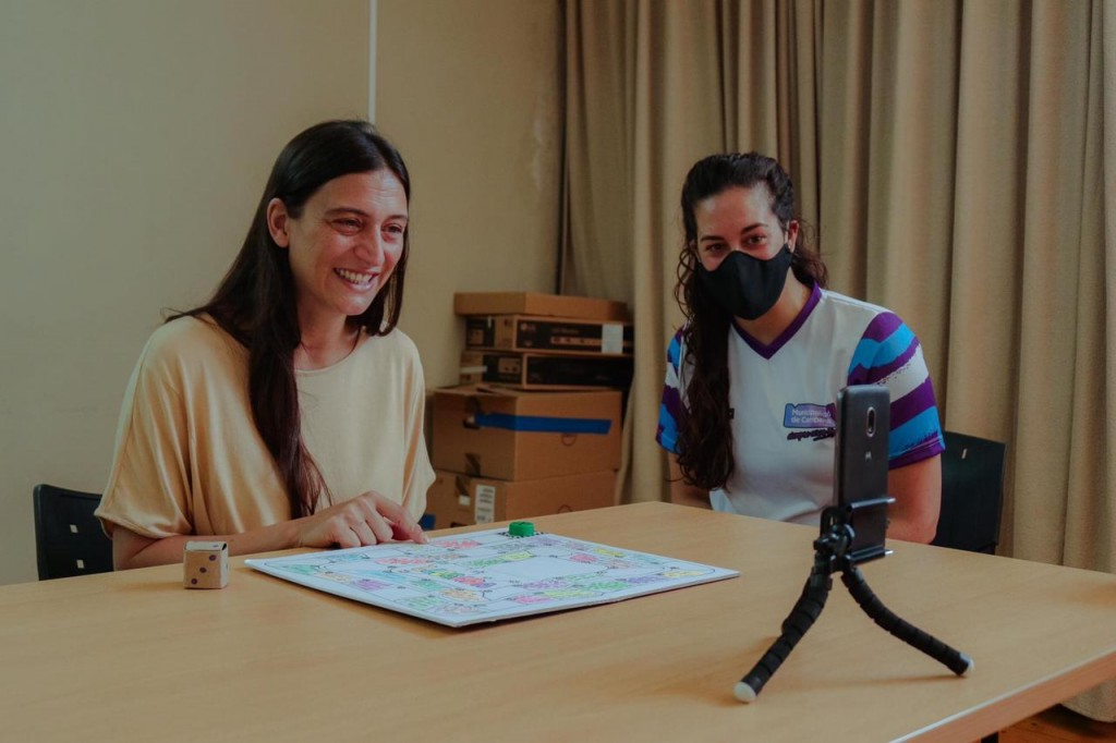 Amplia oferta virtual de actividades deportivas para personas con discapacidad