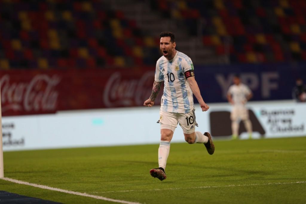 Argentina empató con Chile 1 a 1 y quedó en deuda una vez más