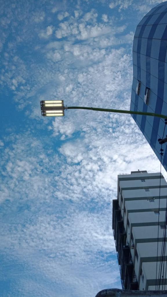 Comienza un nuevo plan de reconversión del alumbrado público: se instalarán 239 luminarias LED