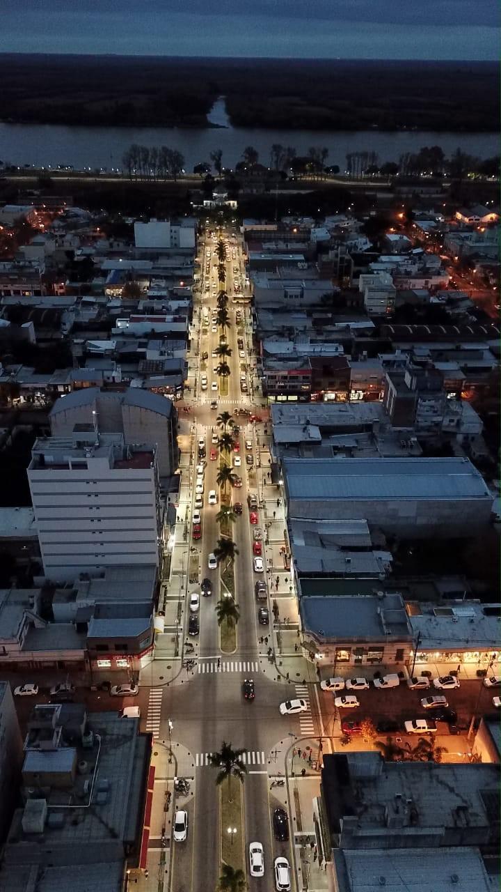 Abella sobre el nuevo plan de luces LED:  Una ciudad más iluminada es una ciudad más segura