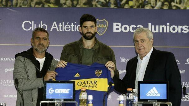 Nicolás Orsini ya es jugador de Boca