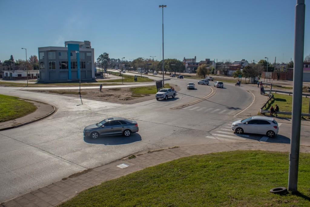 Desde el Municipio dieron detalles de la nueva rotonda
