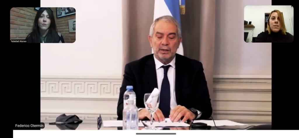 El Ministro Julio Alak participó del Foro Legislativo