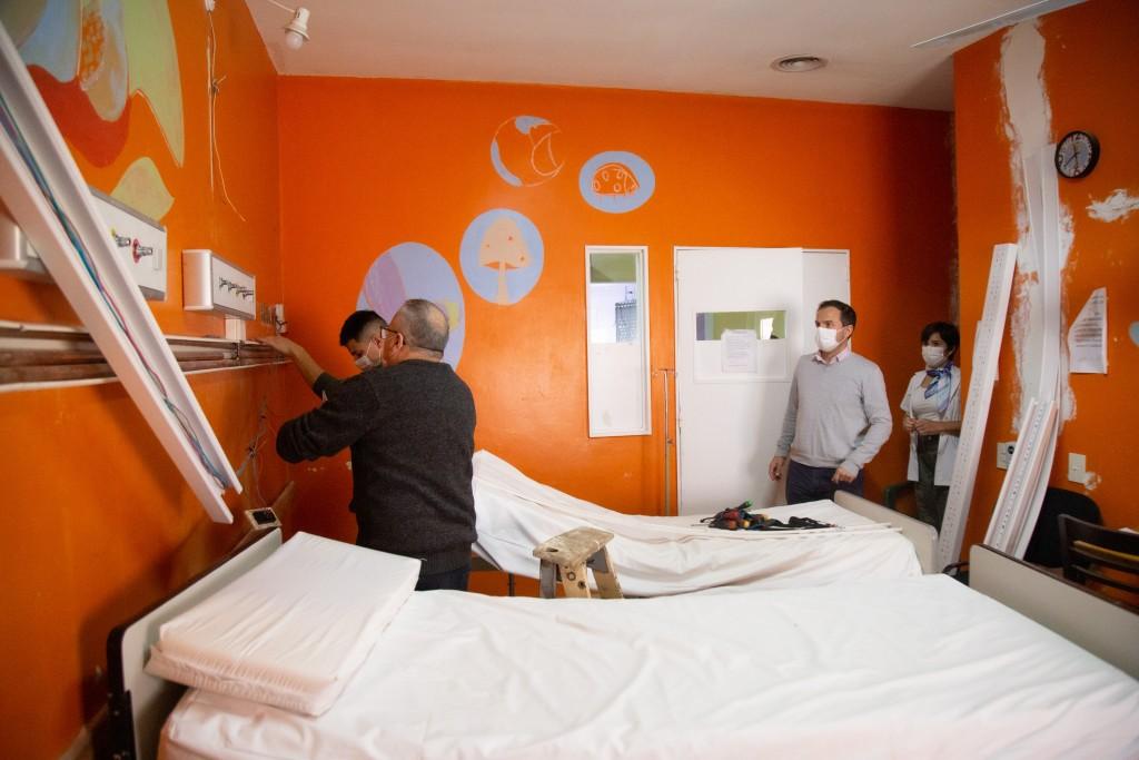 El hospital municipal sigue sumando servicios para mejorar la atención