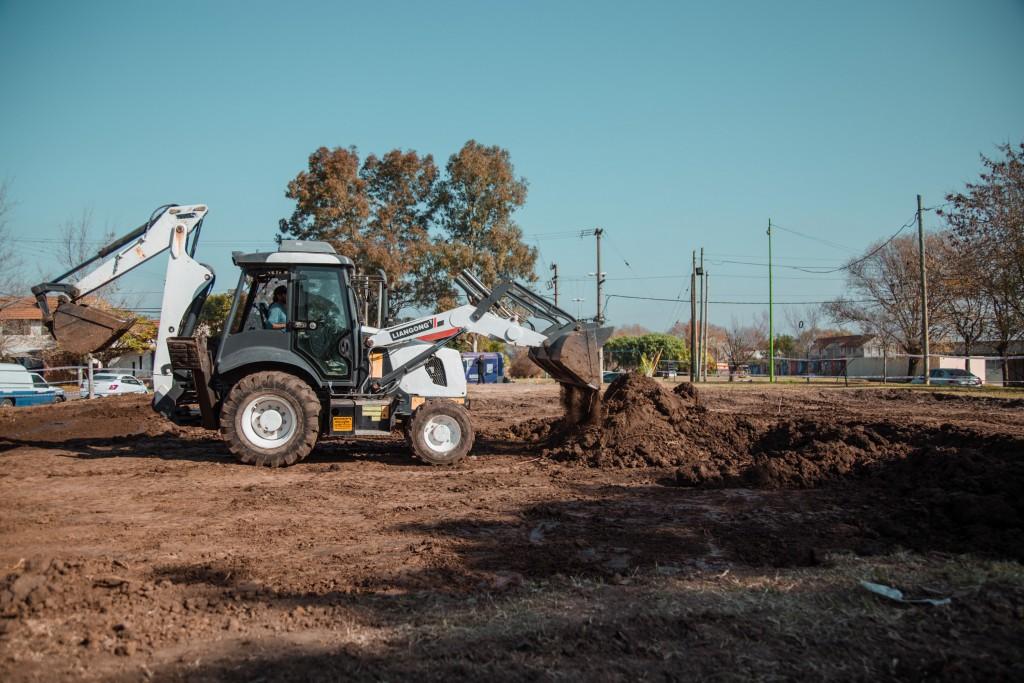 Comenzó la construcción de un nuevo Hogar Municipal de Discapacidad
