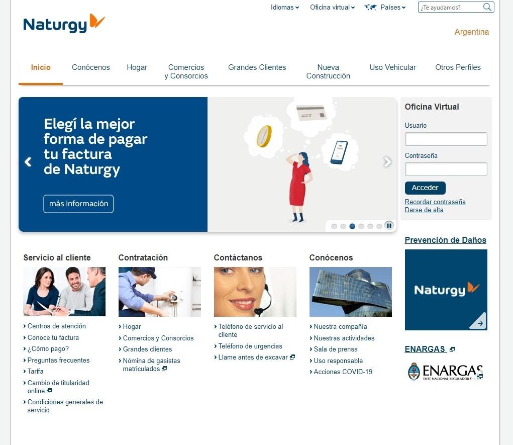 Naturgy brinda herramientas para la gestión digital de trámites y pagos