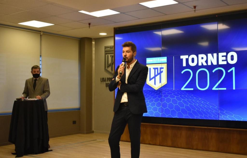 El Torneo LFP 2021 tiene fixture