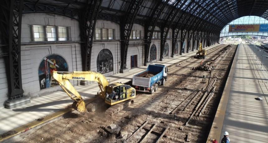 Cómo será la renovación de la Línea Mitre