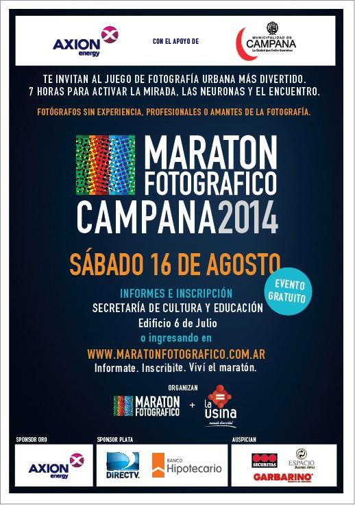¡Llega el Maratón Fotográfico a Campana!