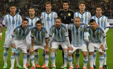 HOY FUTBOL MUNDIAL BRASIL 2014 CON ARGENTINA-BÈLGICA Y BASQUET CON CIUDAD-C.A.D.U POR RADIO CITY CAMPANA FM 91.7