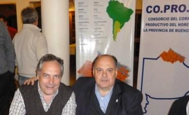 El Dr. Juan Ghione participó de una nueva asamblea del COPRONE.