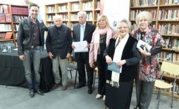 """Se presentó el libro """"Sendas Polvorientas"""", en el marco de la Agenda Cultural Municipal"""