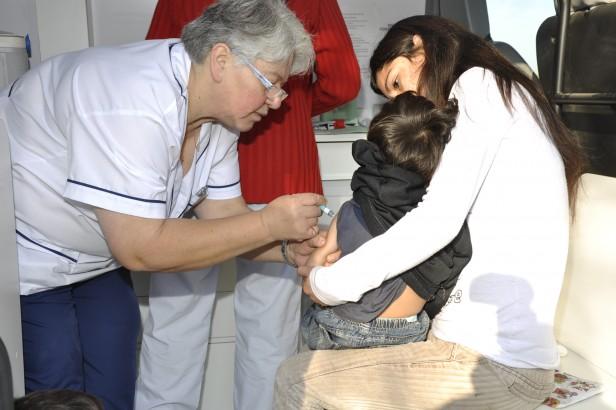 """El Municipio comienza hoy la """"Campaña Itinerante de Vacunación Antigripal 2015"""""""